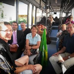 Grüne Bustour